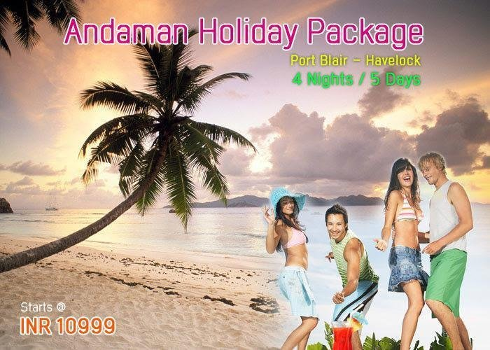 PORT BLAIR HOLIDAY PACKAGE